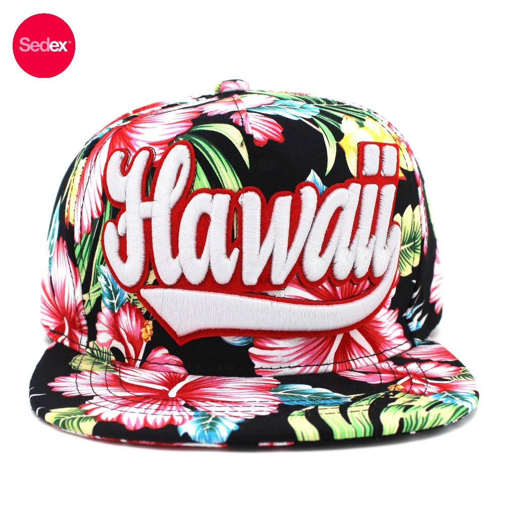 Hawaiian Flower Snapback Hats Caps - Buy Snapback Hat 0a4274d9d8a3