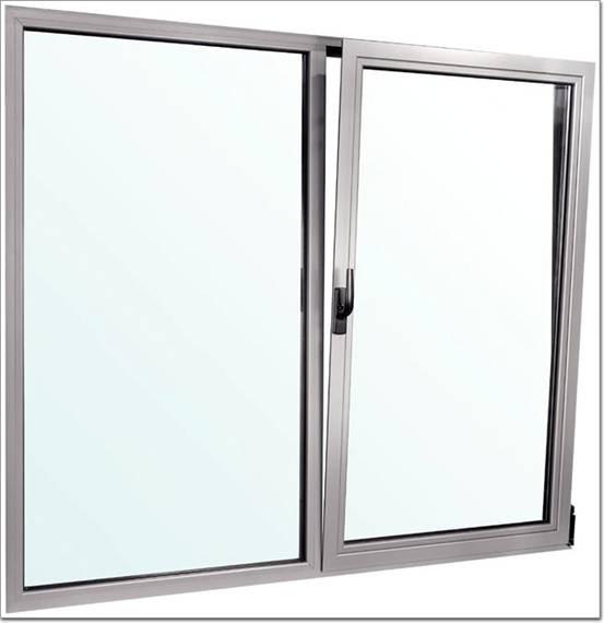 Tilt Open Window : Aluminium window and doors tilt up opening aluminum
