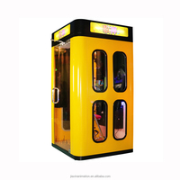 Coin Operated Electronic Chinese K-Bar KTV Kiosks Jukebox Mini Karaoke Player Singing Booth Machine With Songs