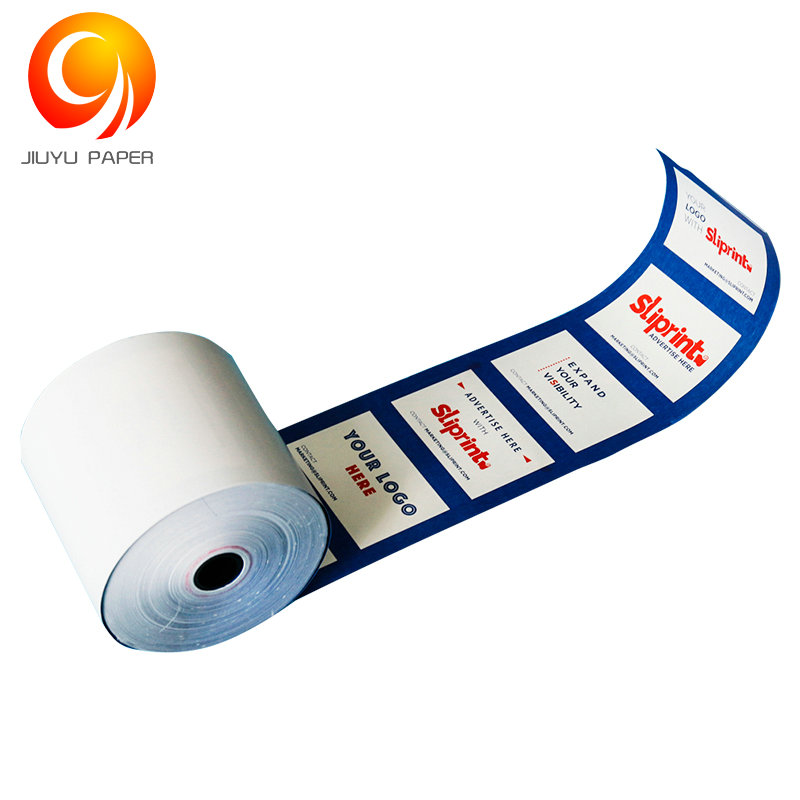 80x80 57X50 Thermal Paper Rolls Wrapping Paper Roll For Printing Machine