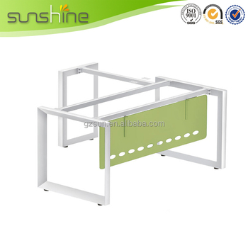 Cheap Steel Tube Table Frame;Hot Sale Office Steel Table Frame