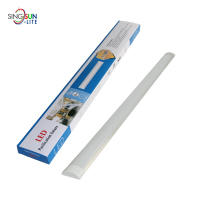 Best Selling led tube fixture 2ft 3ft 4ft led batten light fittings 0.6m 18w 36w 1.2m linear led light