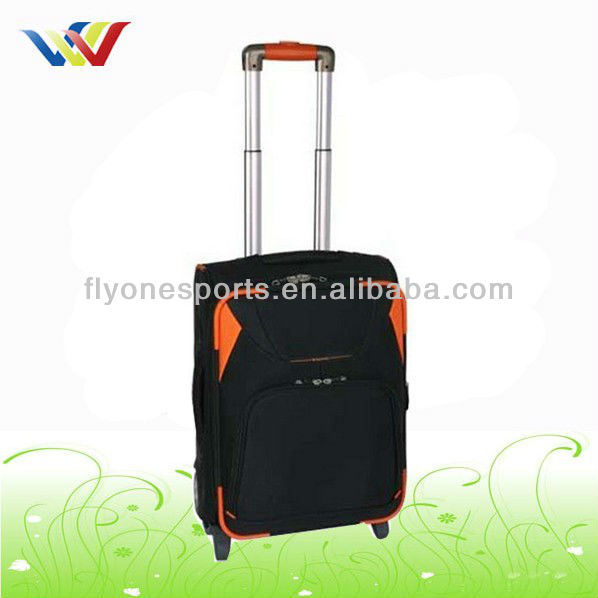 Unique Promotional Cargo Trolley Luggage Bag