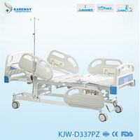 high quality 3 functions electric hospital medical beds for UAE home care