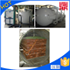 vacuum high efficient plank/wood chips drying kiln equipment