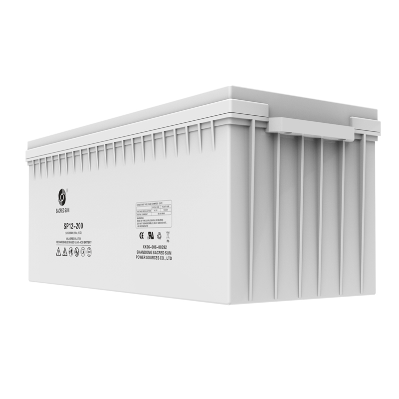 12V 200ah VRLA batteries with AGM technology