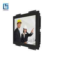 "12"" Square Open Frame 14 Inch Touch Screen Kit For Lcd Monitor"