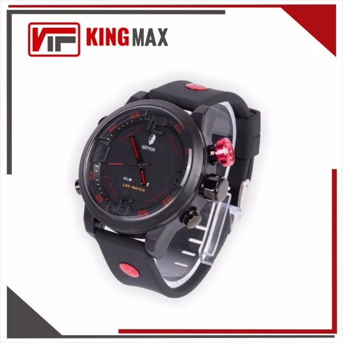 Hot Item 1510 Best Wrist Wear Waterproof Digital Movement Sport Watches For American Kids