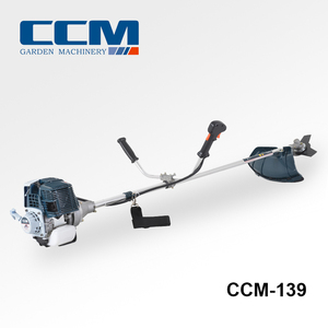 grass cutting machine price 31cc gasoline/petrol brush cutter for sale with CE certificate