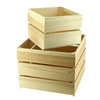 new vintage style wholesale cheap wooden fruit crates for sale
