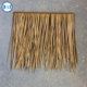 plastic Thatch Roof High Quality Synthetic Thatch Roof