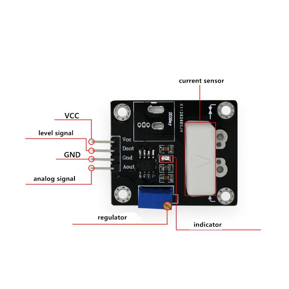 Wholesale Hall Current Sensor Transducer Online Buy Best Effect Circuit Wcs1600 100a Stronghall Strong Strongsensor