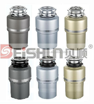 Newly 3 stage stainless steel Food Waste Disposer
