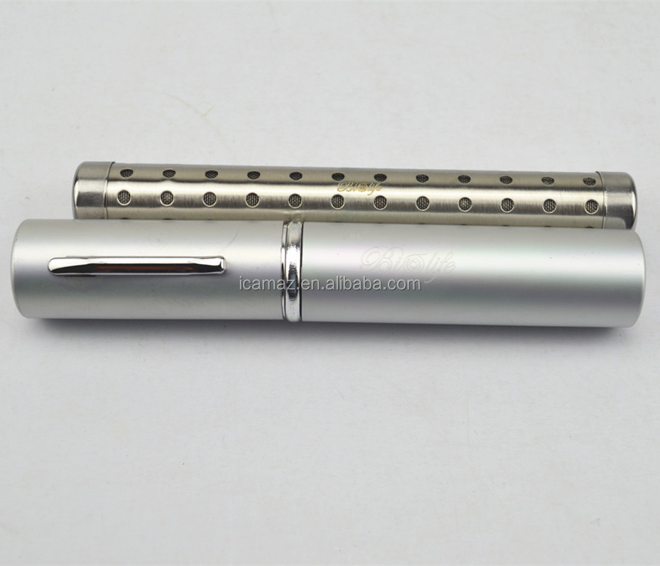 Silver hydrogen water stick for the healthy water