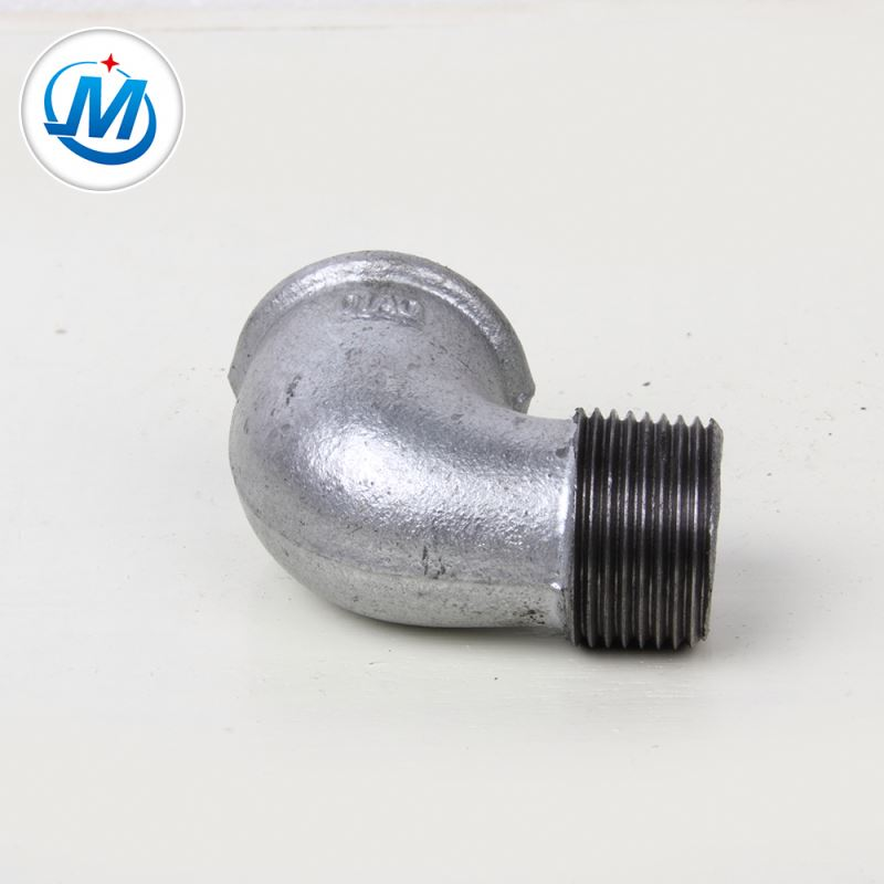 Strong Production Capacity Male and Female Connection 90 Degree Threaded Street Elbow