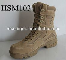 "Used In Rugged Environment Retro Counter-Strike 8"" Suede Tactical Boots 2012"