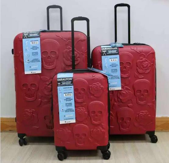 International Travel Bag Size