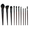 Makeup Set Factory Offer New high quality 10 Piece Pretty Makeup Brushes Set Promotional