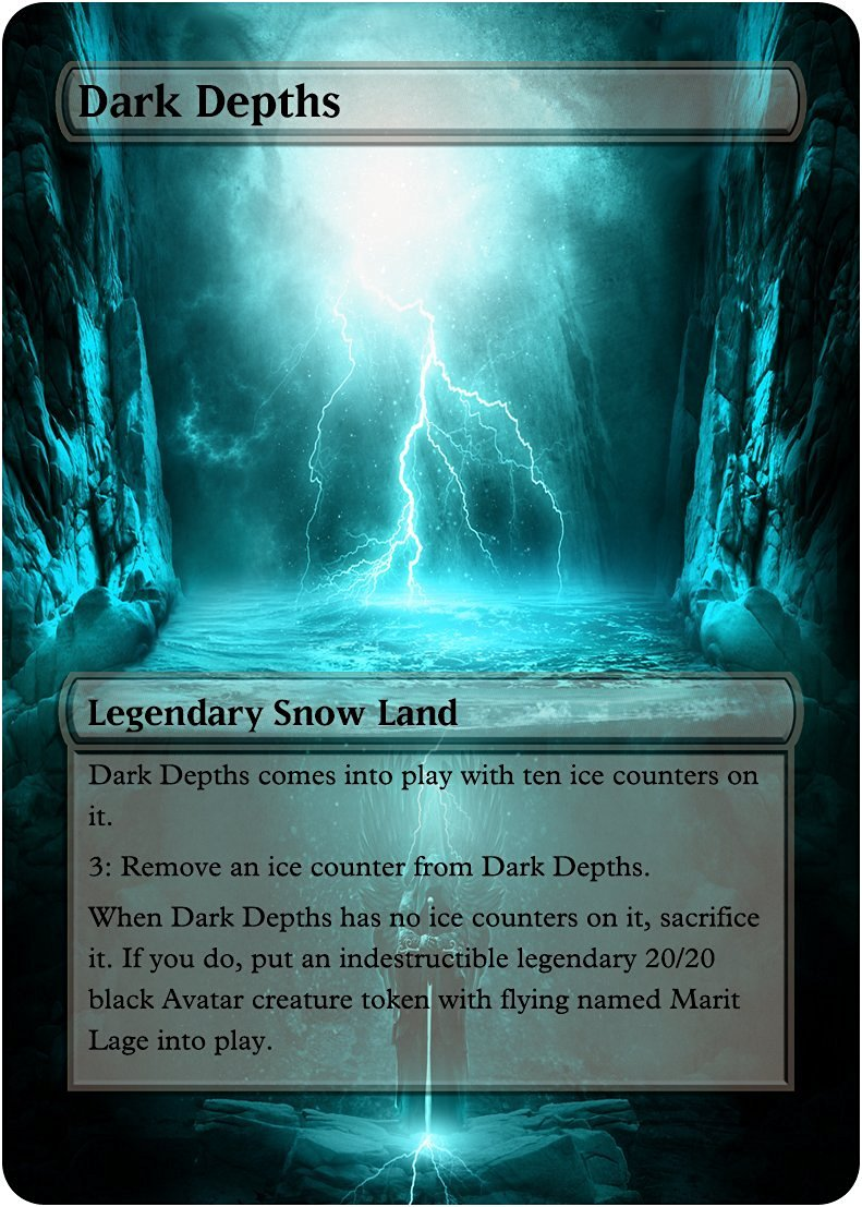 Buy Rise of the Dark Realms - Edh Casual Play Only - Art