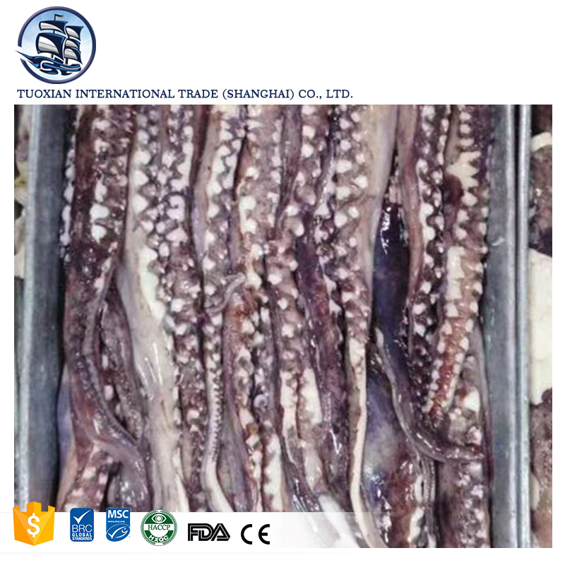 New arrival deep water seafood squid tentacles