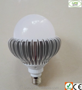 Mushroom shaped 1600lm aluminium led bulb lamp 20w with CE ROHS