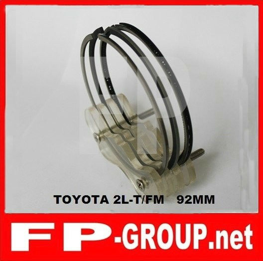 toyota 2L-T piston ring