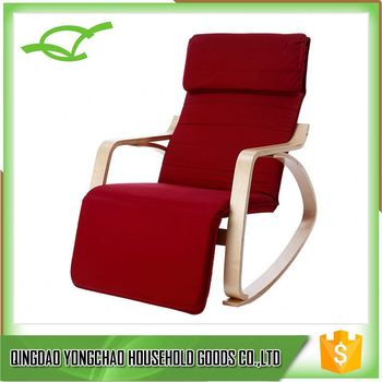 Cheapest Modern Wood Rocking Chair Wholesale