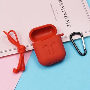3In1 Silicone Cover Skin Sleeve For Airpod Charging Case