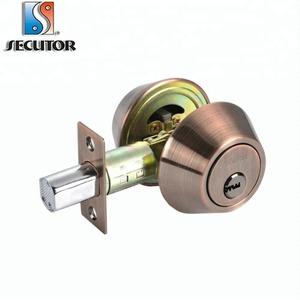 Antique Double Sided Door Keyed Lock