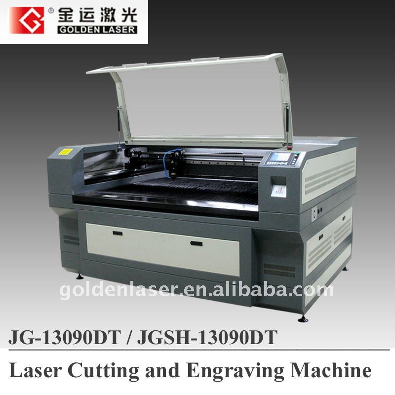 JGSH-13090 80W Laser Cutting Machine with Factory Price