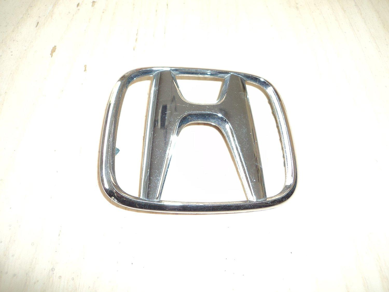 Buy 01 05 Honda Civic Rear Trunk Chrome Logo Symbol Badge Emblem In