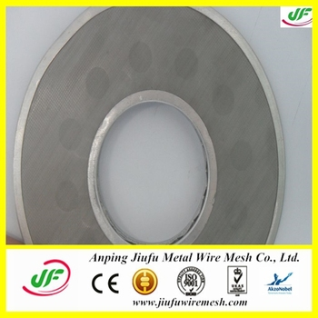Iso9001 Wire Mesh Filter Disc Filter Elements (anping Jiufu Real ...