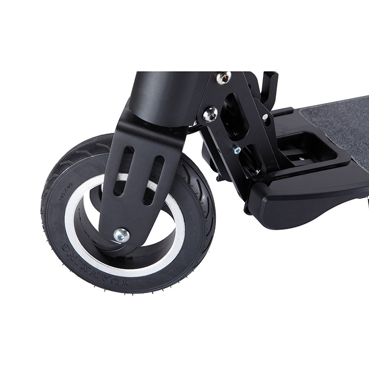 24V 4.4AH handle bar 5.5 inch 2 wheel stand up electric scooter self balancing electric scooter