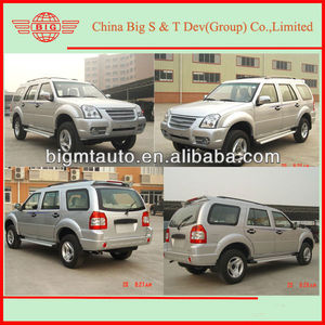 diesel engine 4wd four wheel drive left hand drive best SUV in China