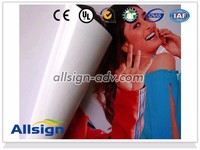 deruge high gloss Printable Self-adhesive vinyl rolls for sale in China