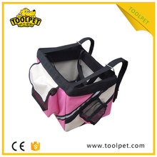 Bicycle Oxford easy to install bicycle basket pet carrier