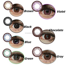 Meetone Lolly yearly 19.8mm big eyes cosmetic korea contact lens wholesale