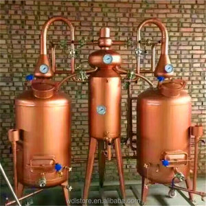 Selling high quality essential oil distiller machine/equipment