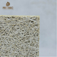 Trending interior decoration wooden Soundproof Acoustic panel Wood wool cement board