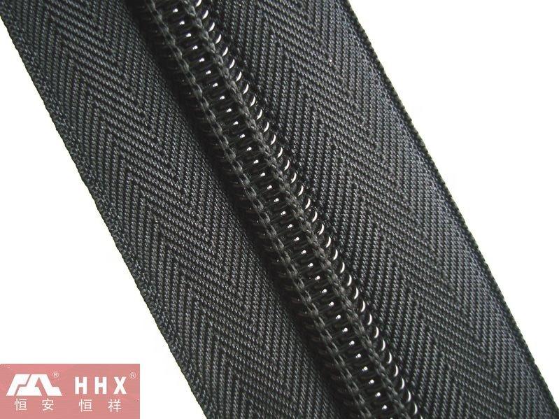 Chất lượng cao nylon dây kéo cho quần áo và túi xách