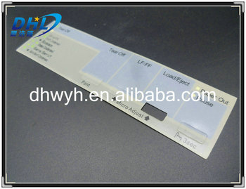 For Epson Lx300+ii Lx300+2 Control Panel Sheet - Buy Lx300+2 Control