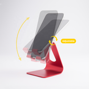 Mobile Phone Accessories Multi- Angle Universal Stand, Adjustable Aluminum Foldable Phone Stand Holder Mobile Phone Stand