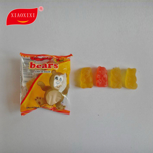Giant Gummy Bear Candy, Giant Gummy Bear Candy Suppliers and