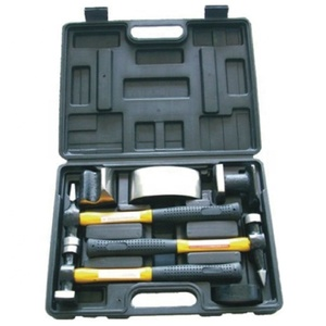 WINMAX 7PC Auto Body Dent Fender Repair Tool Kit,new hot sell set
