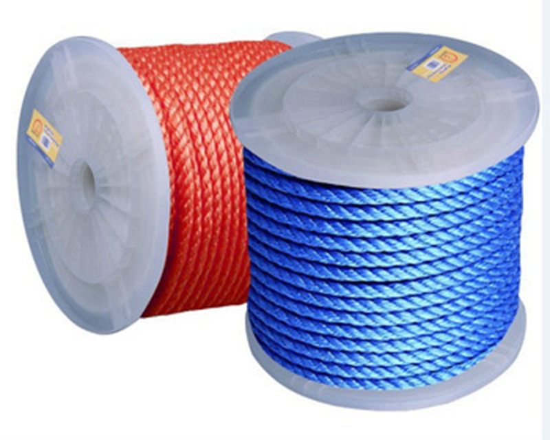 PP/PE/Nylon/Cotton Rope ppbraided rope