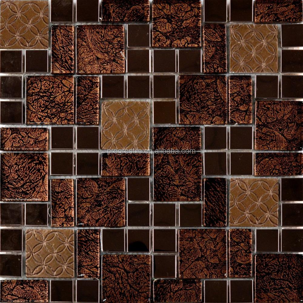 bao mosaico great perfect fabulous azulejo de mosaico para el bao