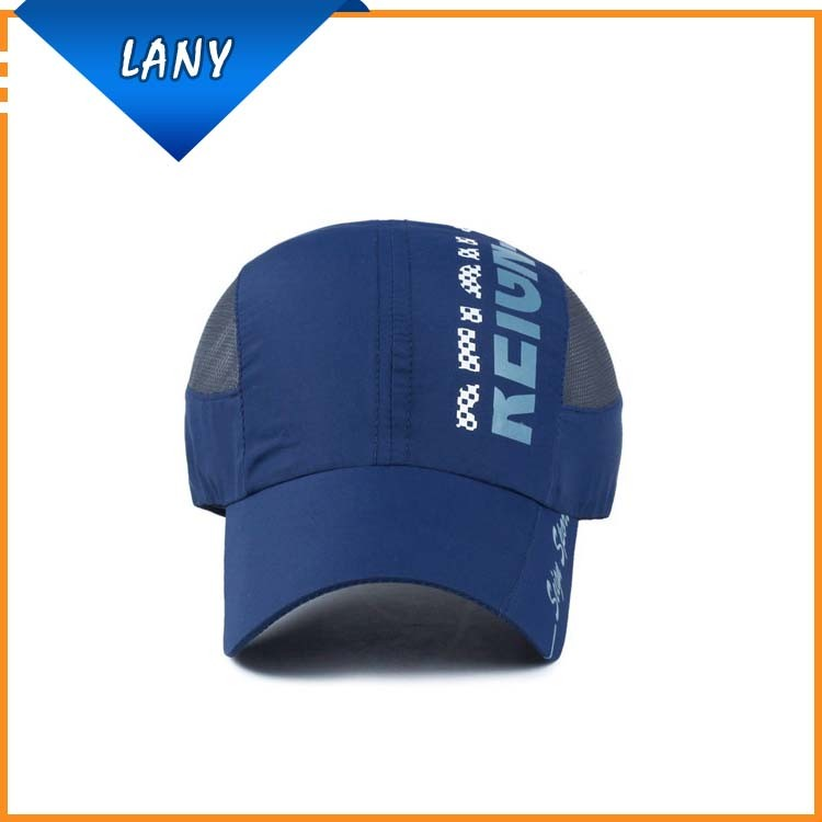 Custom Reflective Running Hat Super Mom Embroidery Polyester One Size