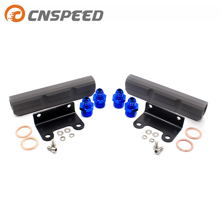 Cnspeed Fuel Rail For Sub Impreza GDA GDB Turbo Fuel Rail Kits Fuel Supply