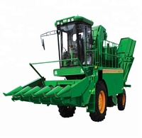 Combined maize picker/High Output Corn Harvester Machine/Corn Combine Harvester