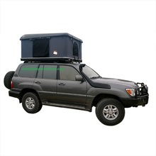 Hard shell 2~3persons off road roof top tent 4x4 hard shell roof top tent